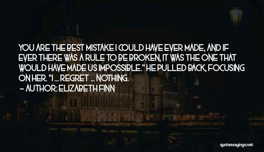 Elizabeth Finn Quotes 1144183