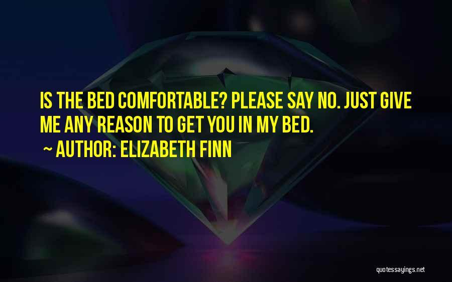 Elizabeth Finn Quotes 1165958
