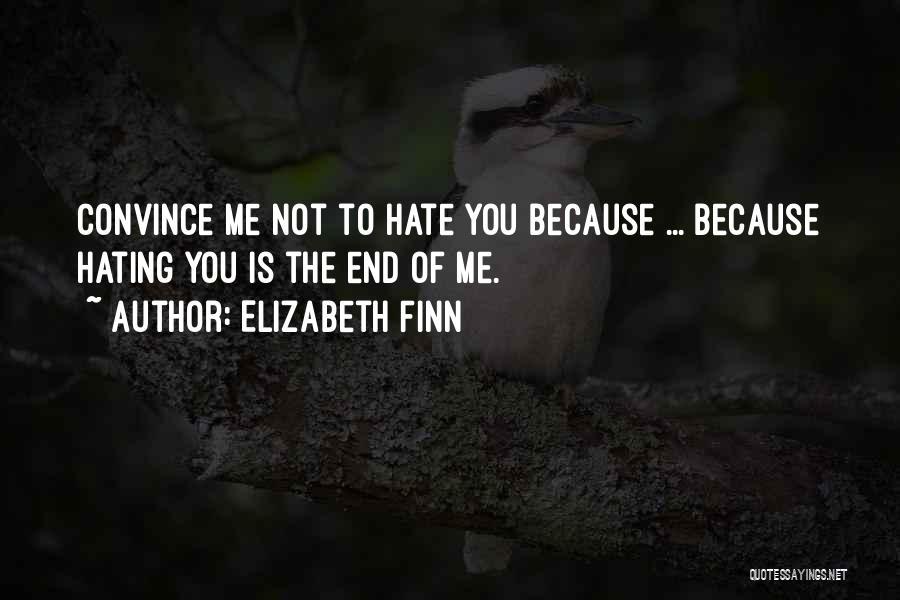 Elizabeth Finn Quotes 1359587