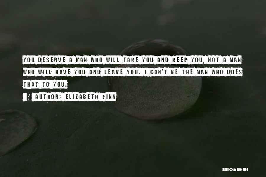 Elizabeth Finn Quotes 1477957