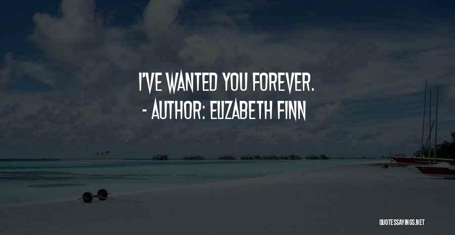 Elizabeth Finn Quotes 1490279