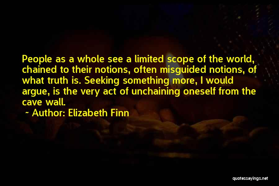 Elizabeth Finn Quotes 213616