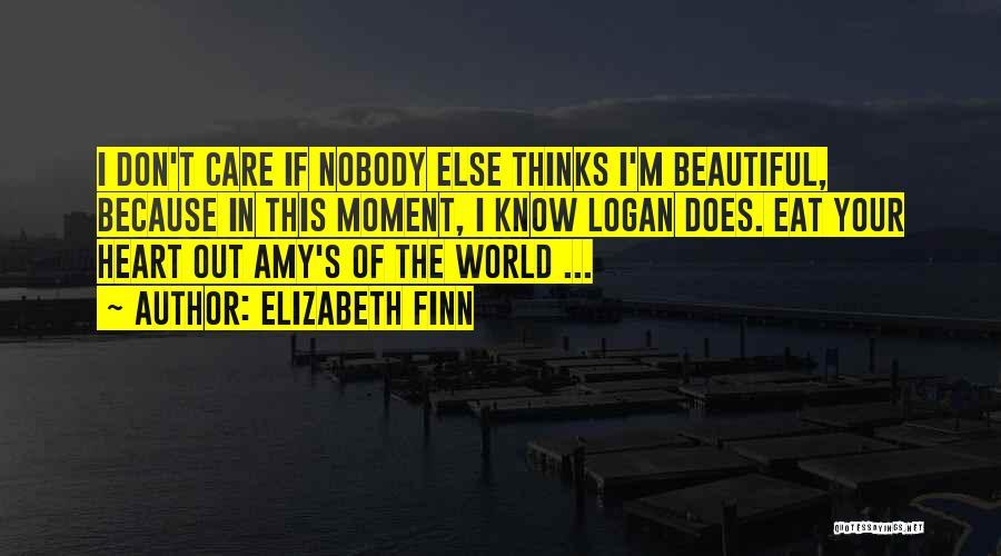 Elizabeth Finn Quotes 546314