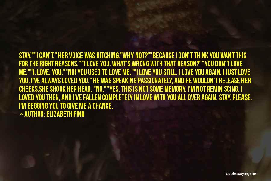 Elizabeth Finn Quotes 750676