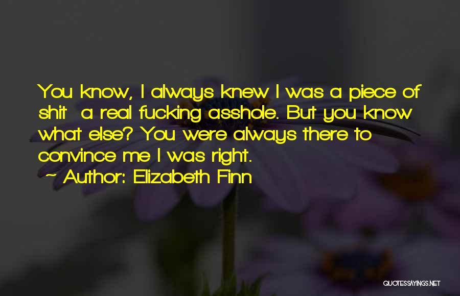 Elizabeth Finn Quotes 914580