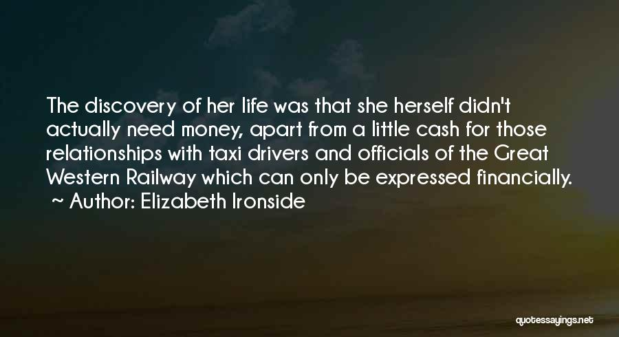 Elizabeth Ironside Quotes 1653896