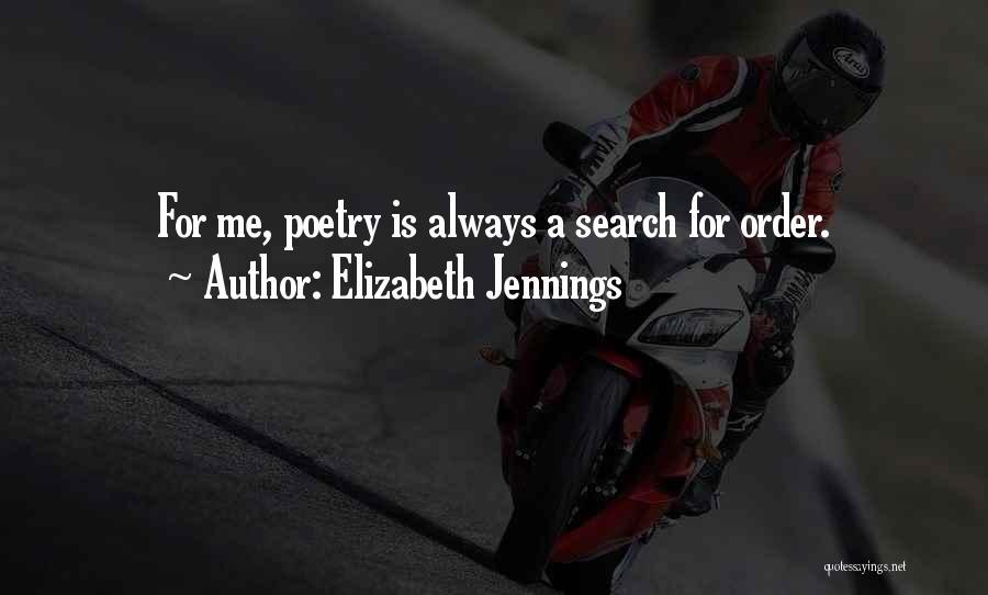 Elizabeth Jennings Quotes 1812909