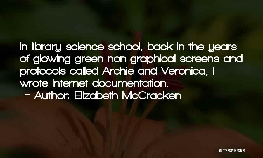 Elizabeth McCracken Quotes 1078225
