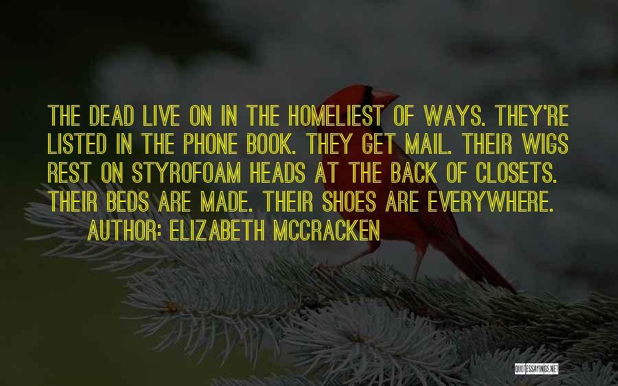 Elizabeth McCracken Quotes 1490462