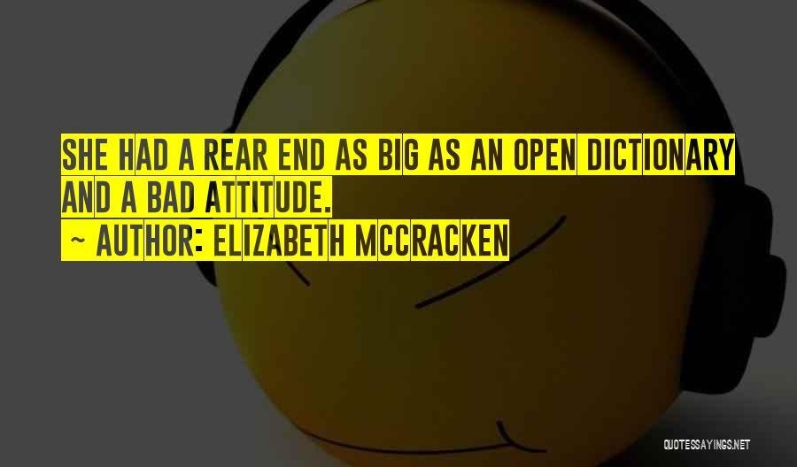 Elizabeth McCracken Quotes 1497978