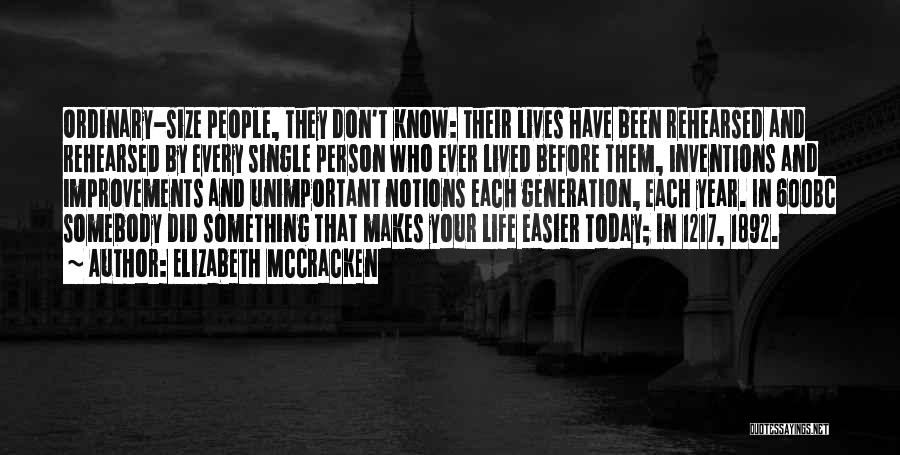 Elizabeth McCracken Quotes 1860813