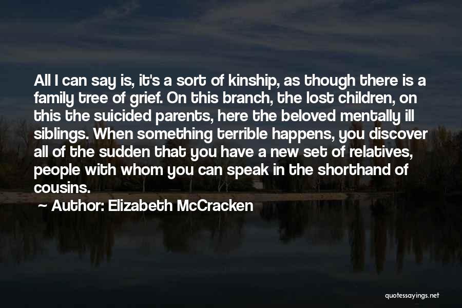 Elizabeth McCracken Quotes 1952081