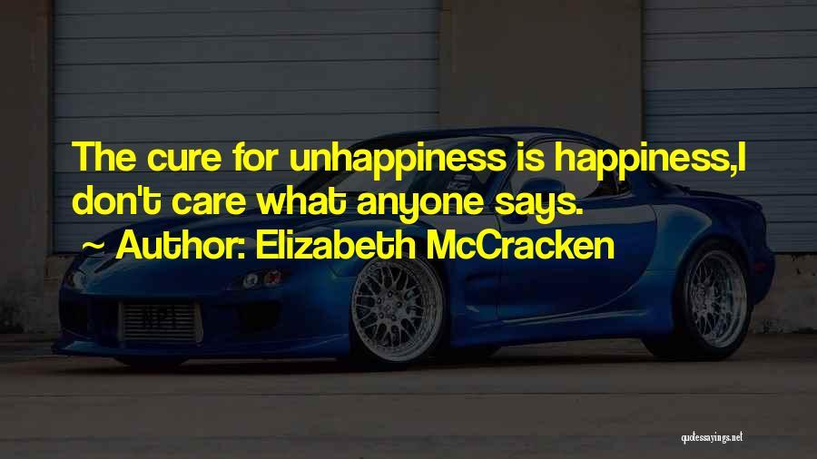 Elizabeth McCracken Quotes 196710