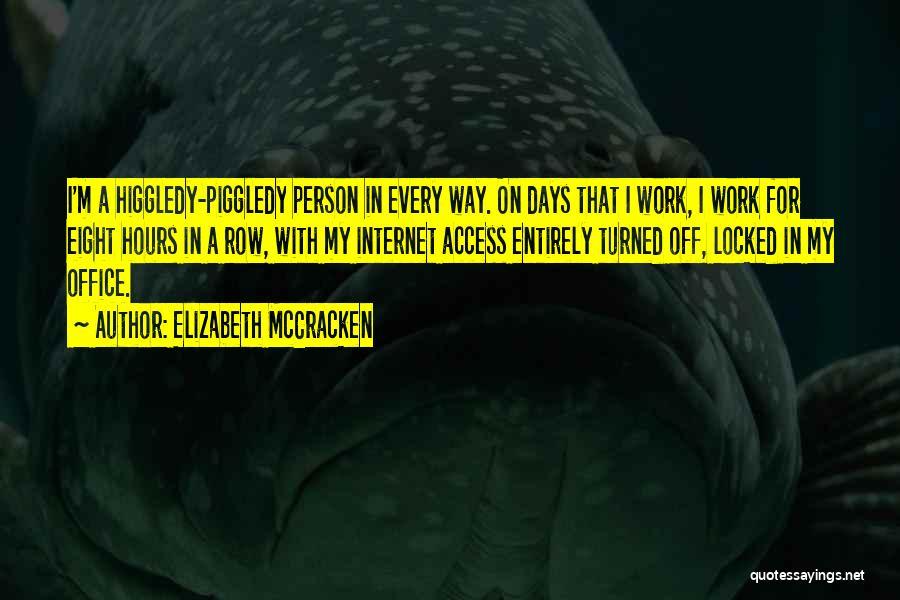 Elizabeth McCracken Quotes 2184082