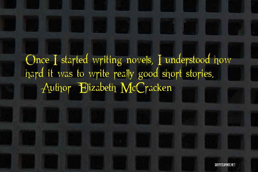Elizabeth McCracken Quotes 2214118