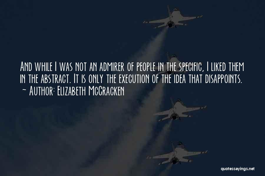 Elizabeth McCracken Quotes 261831