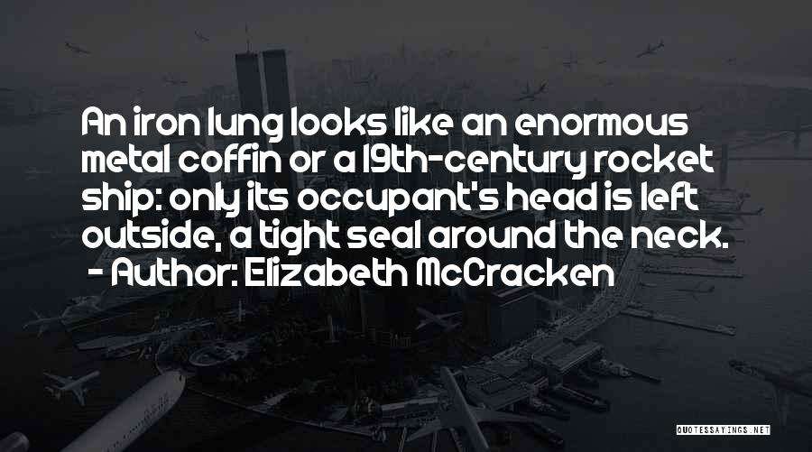 Elizabeth McCracken Quotes 997425