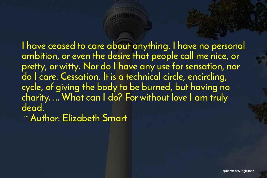 Elizabeth Smart Quotes 1043862