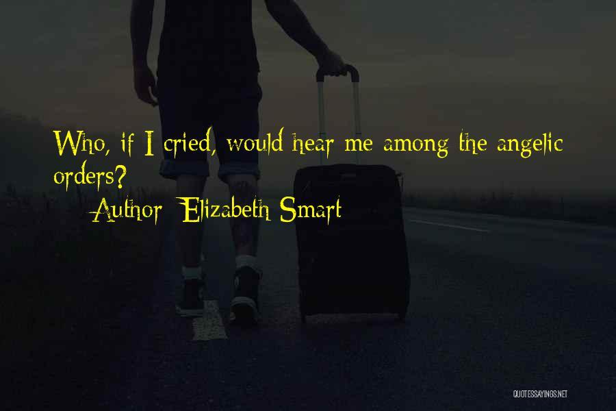 Elizabeth Smart Quotes 1089336