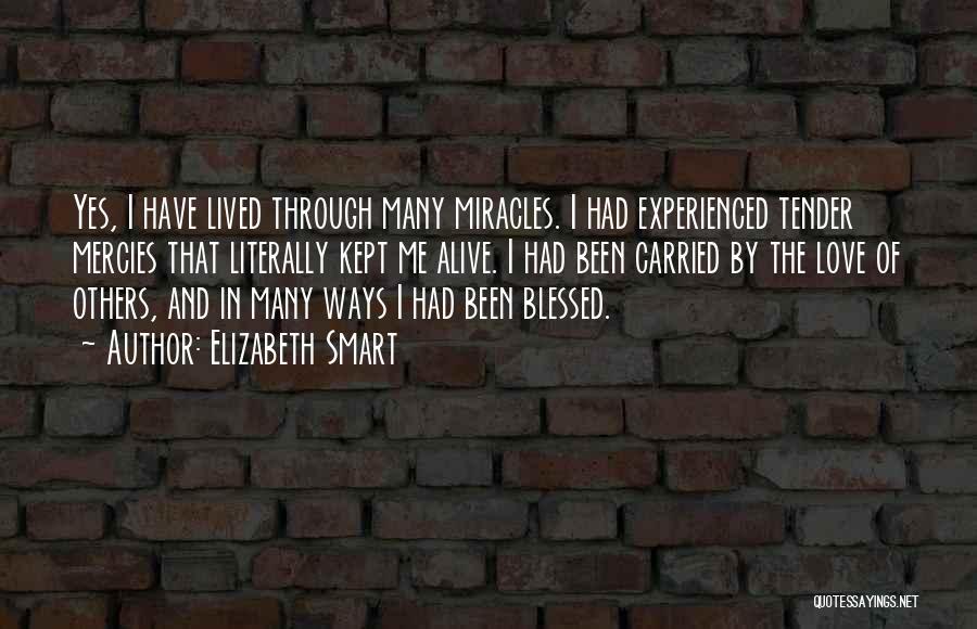 Elizabeth Smart Quotes 1162437