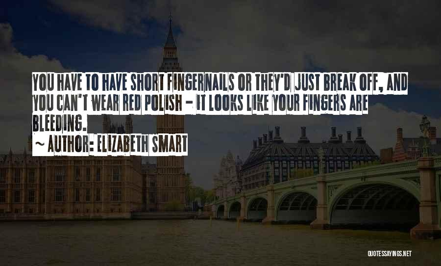Elizabeth Smart Quotes 1237535