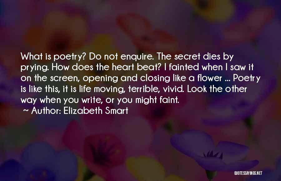 Elizabeth Smart Quotes 1661651