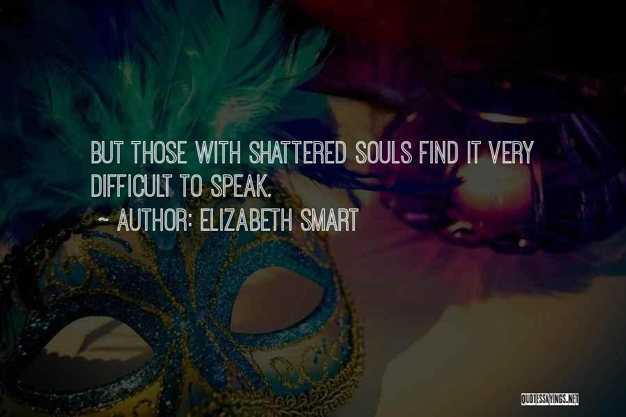 Elizabeth Smart Quotes 1748859