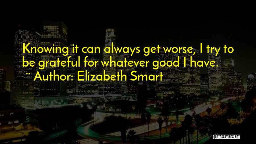 Elizabeth Smart Quotes 1767162