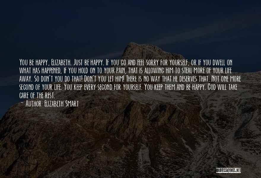 Elizabeth Smart Quotes 1821009