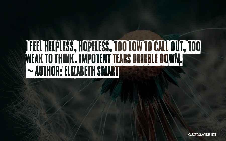 Elizabeth Smart Quotes 1883685