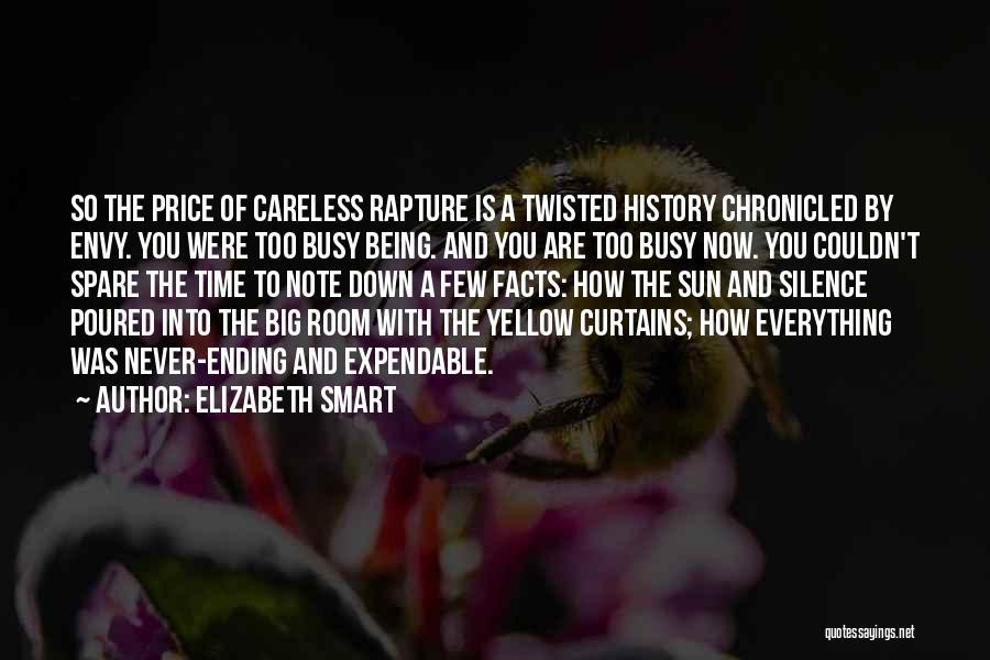 Elizabeth Smart Quotes 2158187