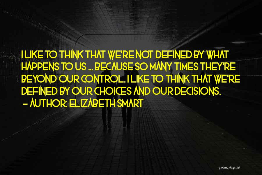 Elizabeth Smart Quotes 2228362