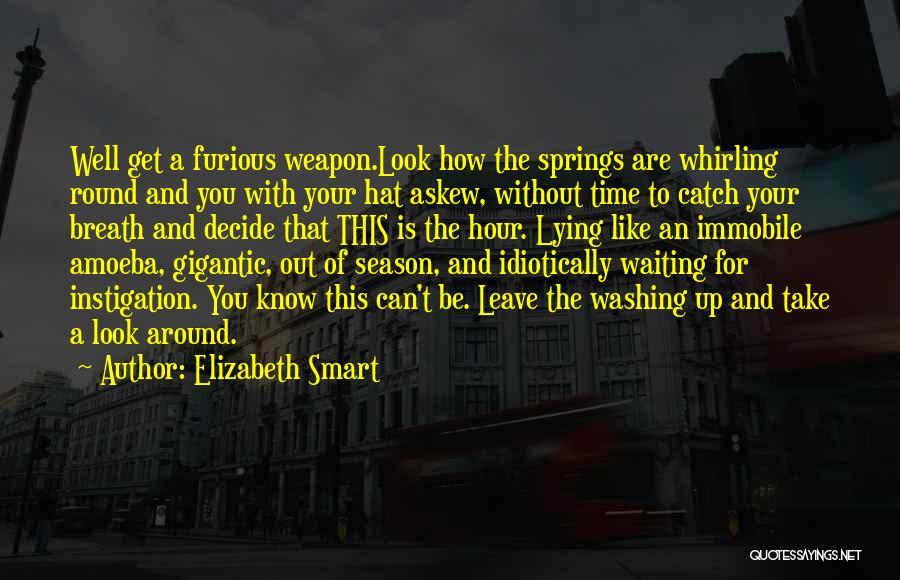 Elizabeth Smart Quotes 893832