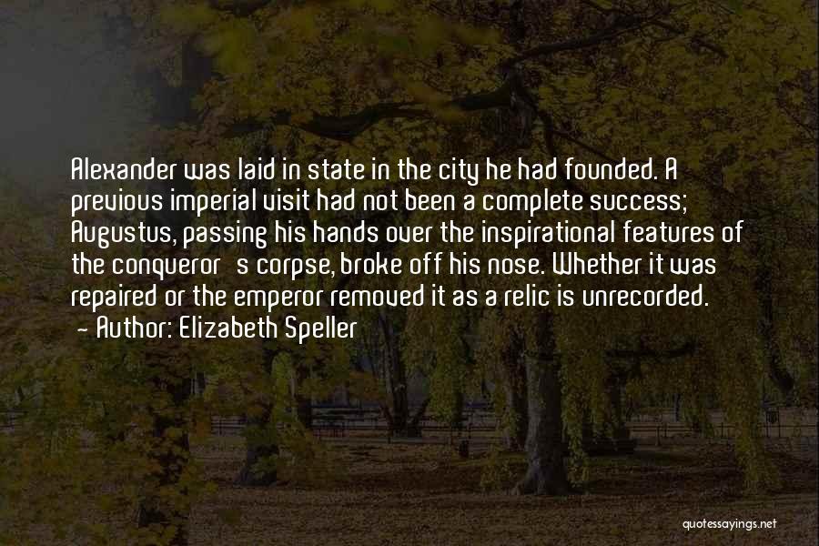 Elizabeth Speller Quotes 1618058