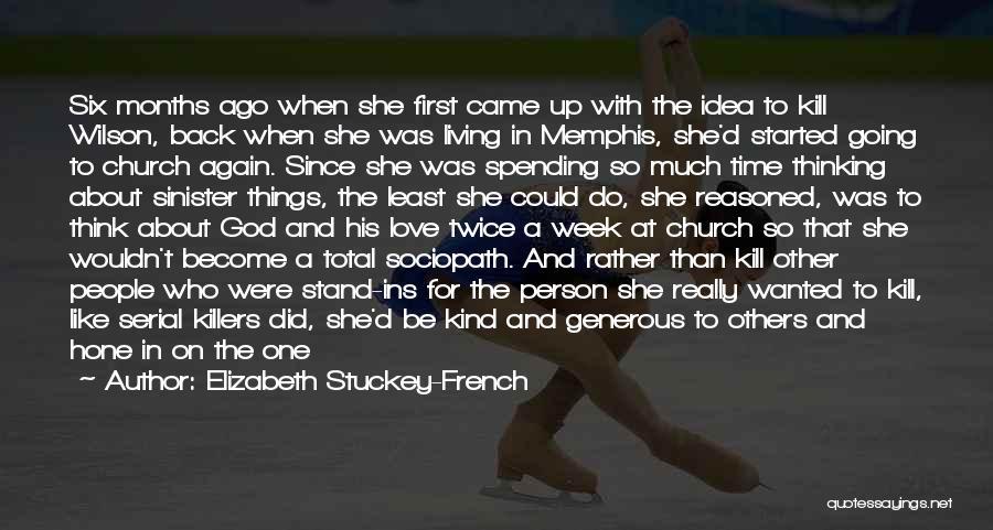 Elizabeth Stuckey-French Quotes 193472