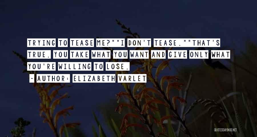 Elizabeth Varlet Quotes 2164284