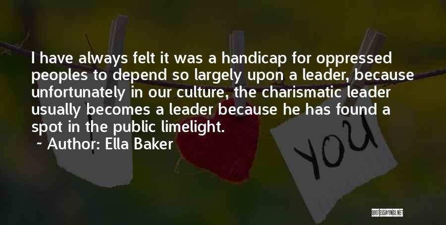 Ella Baker Quotes 2223394