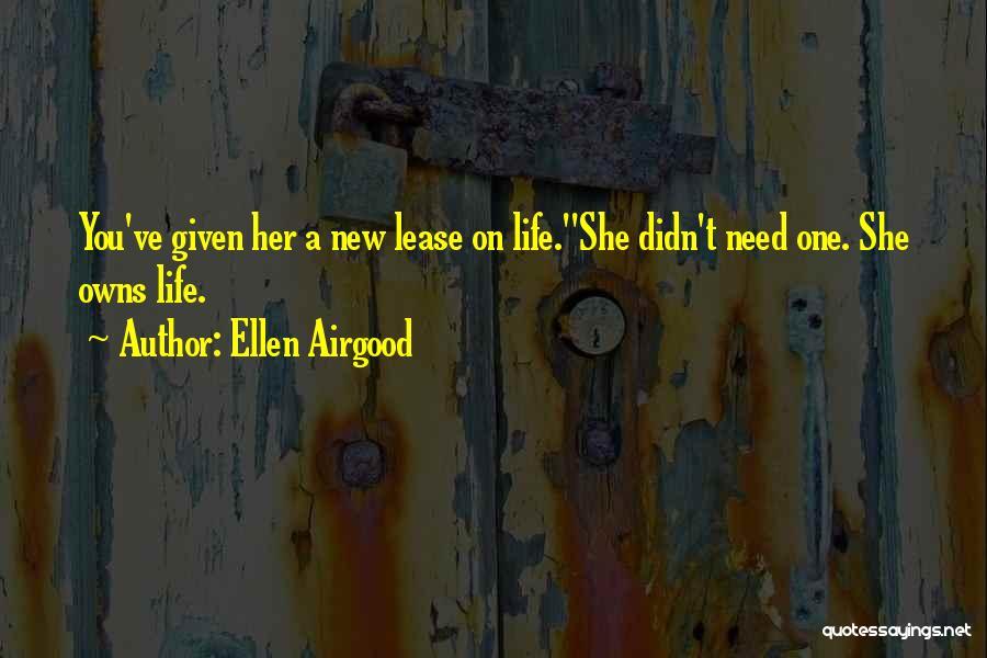 Ellen Airgood Quotes 1172498