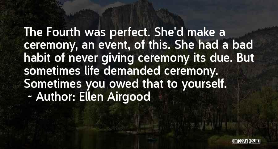 Ellen Airgood Quotes 1893523