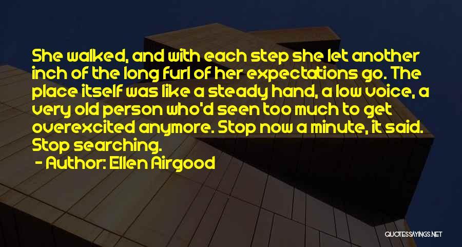 Ellen Airgood Quotes 2247194