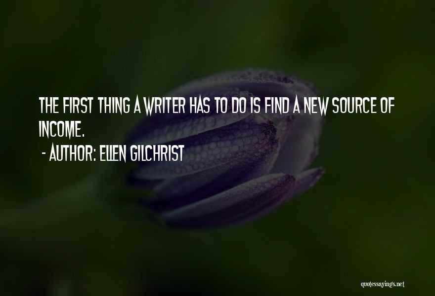 Ellen Gilchrist Quotes 1146784