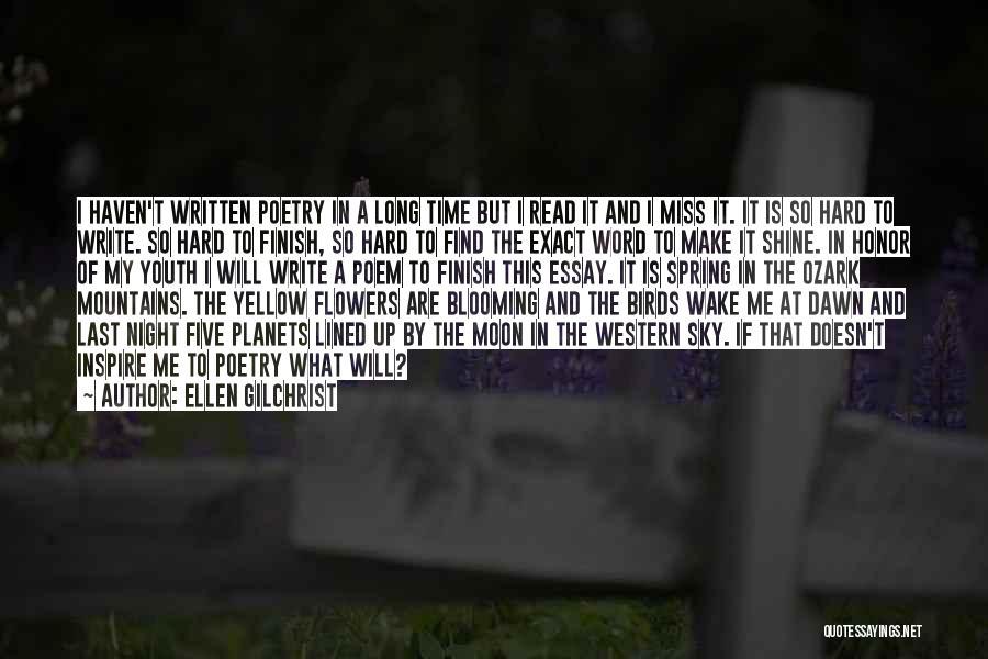Ellen Gilchrist Quotes 581598