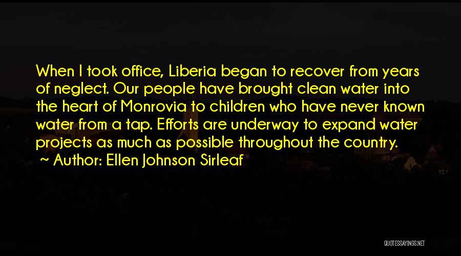Ellen Johnson Sirleaf Quotes 1043009