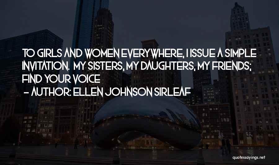 Ellen Johnson Sirleaf Quotes 1062594