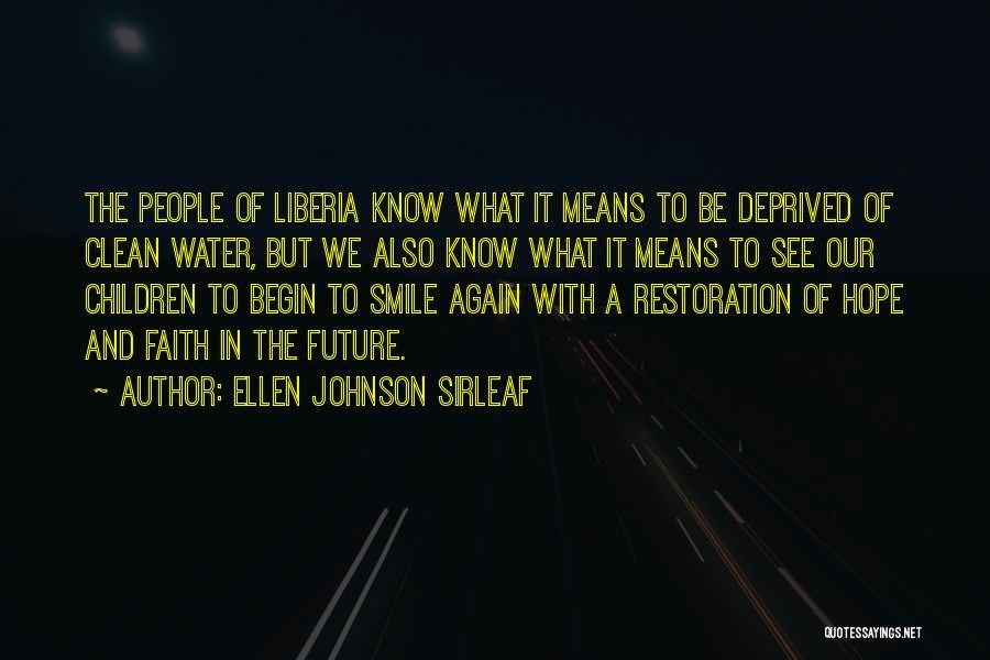 Ellen Johnson Sirleaf Quotes 1572139