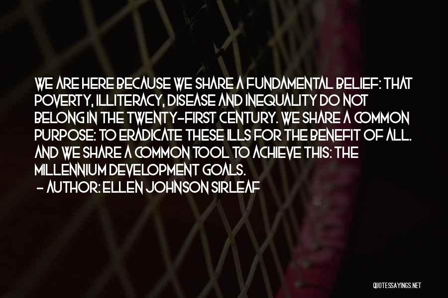 Ellen Johnson Sirleaf Quotes 1720940