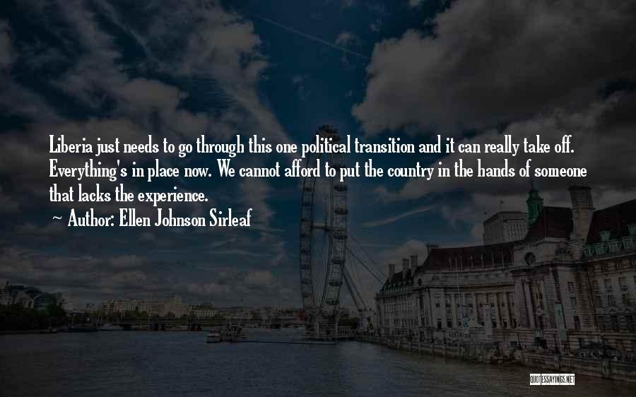 Ellen Johnson Sirleaf Quotes 2076416