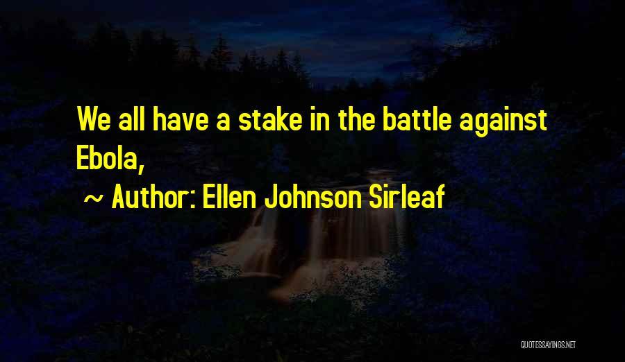 Ellen Johnson Sirleaf Quotes 2201955