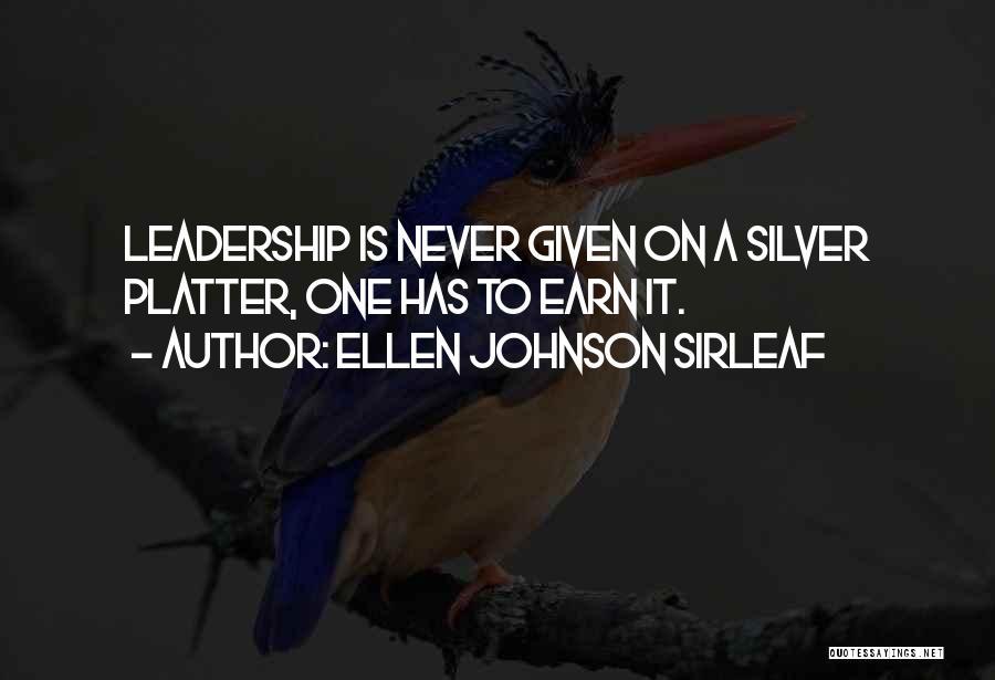 Ellen Johnson Sirleaf Quotes 869168