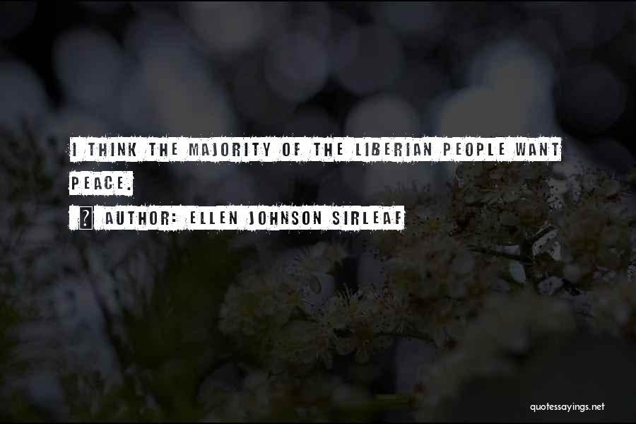 Ellen Johnson Sirleaf Quotes 888462